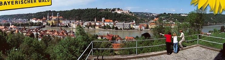 Urlaub im Passauer Land in Bayern