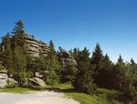 Dreisessel im Bayerischer Wald