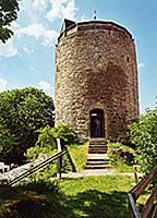 Burgruine Neunussberg, Bayerischer Wald