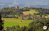 Wellness und Wandern im Bayerischen Wald